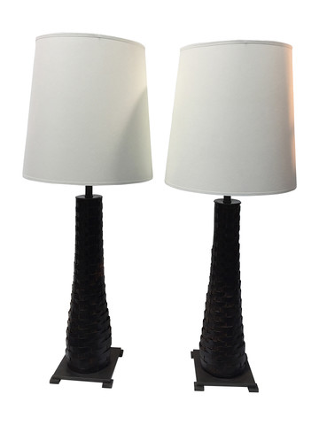 Pair of Lucca Limited Edition Lamps 17846