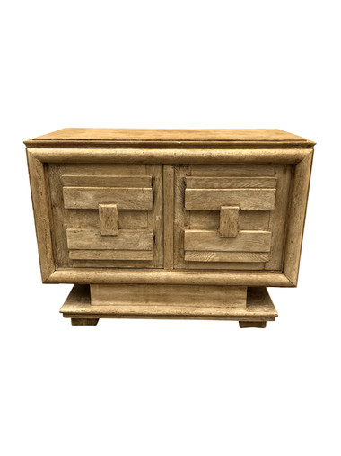 1940's French Oak Buffet 36344