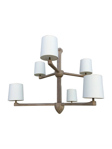 Limited Edition Oak Chandelier 35718