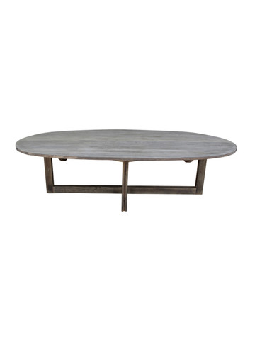 Limited Edition Oval Oak Dining Table 33314