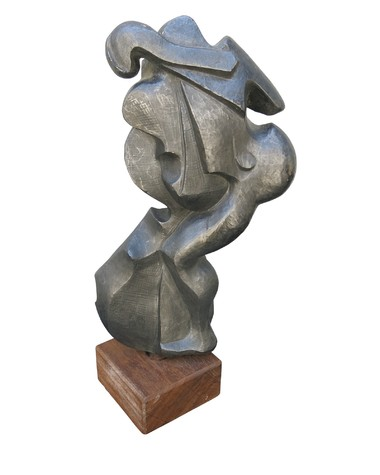 French Modernist Sculpture 22830
