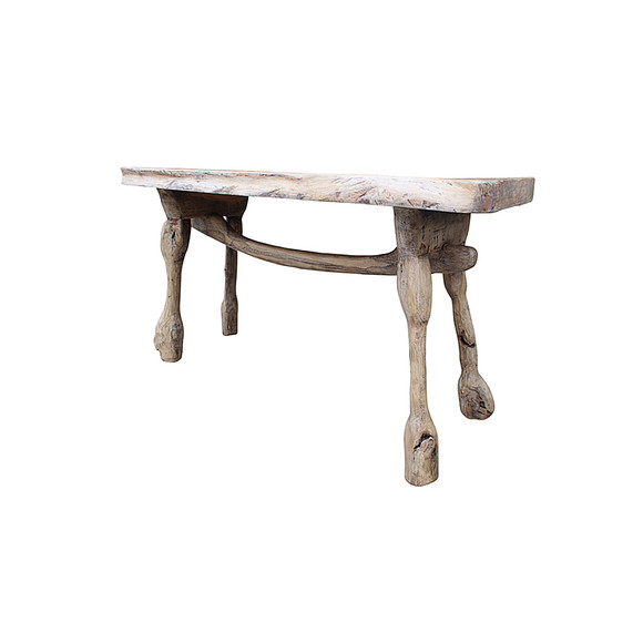 Limited Edition Primitive Console Table 28511