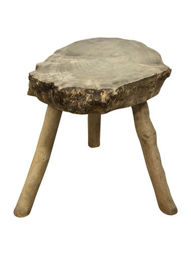 French Primitive Side Table 37300