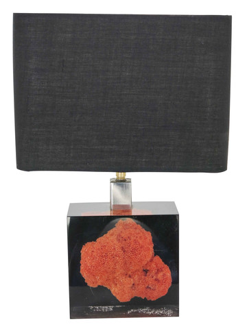 French Resin Lamp 31620