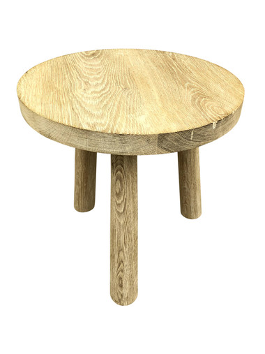 Limited Edition Oak Stool/Side Table 36343
