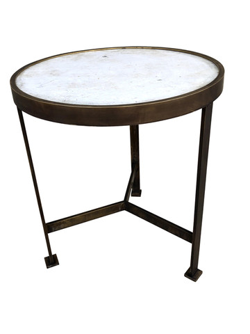 Limited Edition Bronze Side Table 35308