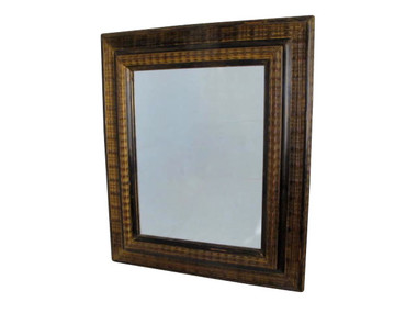 19th Century Dutch Mirror 25747