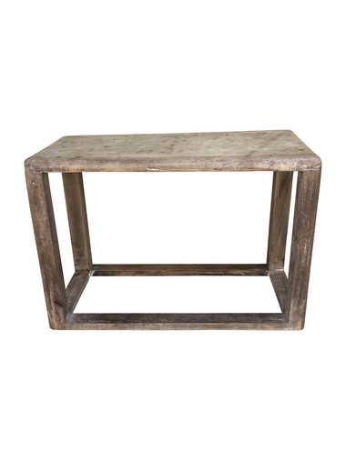 Limited Edition Walnut Side Table 34733