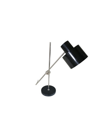 French Black Metal Desk Lamp 15704