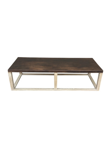 Limited Edition Walnut Top Coffee Table 35983