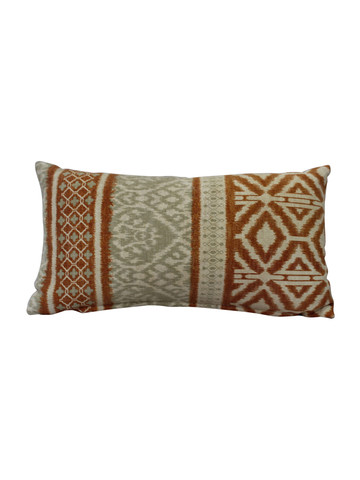 French Linen Textile Pillow 27641
