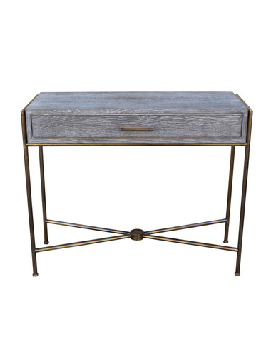 Limited Edition Cerused Oak Night Stand 29052