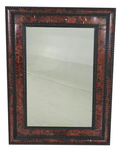 19th Century Dutch Mirror 16081
