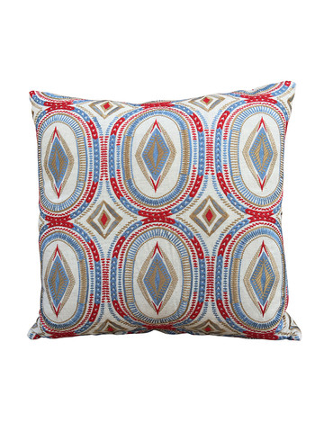 Limited Edition Embroidery Pillow on Belgian Linen 34228