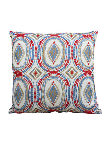 Limited Edition Embroidery Pillow on Belgian Linen 34225