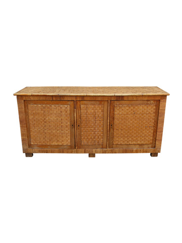 French Rattan Buffet 32480