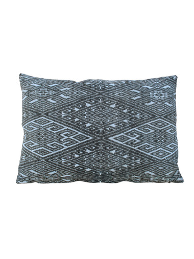 Vintage embroidery Central Asia Textile Pillow 31387