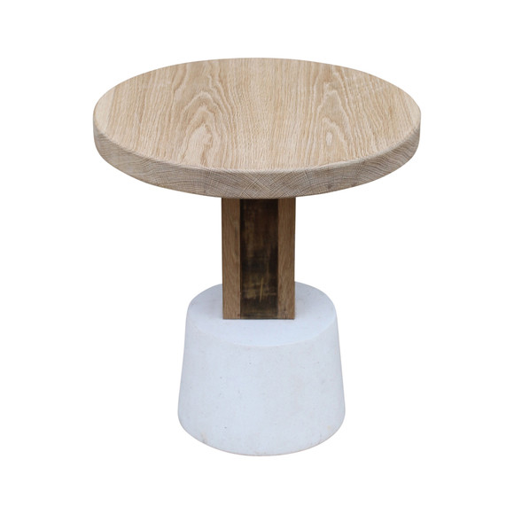 Limited Edition Mixed Elements Side Table 25781