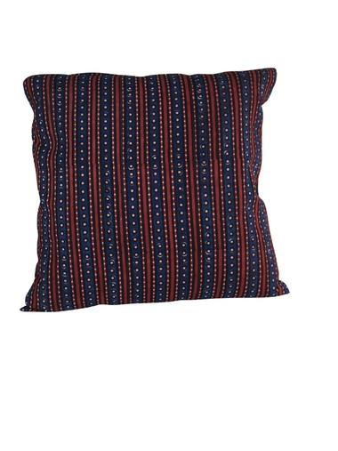 Indonesian Indigo Pillow 21783