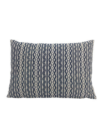 Limited Edition Tribal Embroidery Pillow 34469