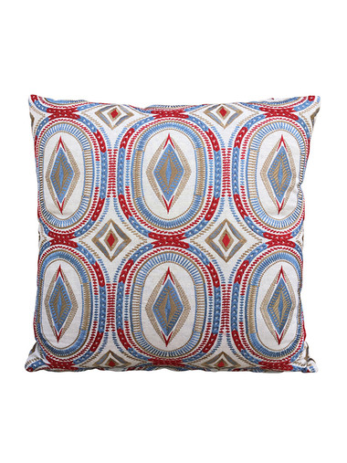 Limited Edition Embroidery Pillow on Belgian Linen 34229