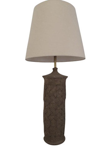 French Ceramic Table Lamp 19259