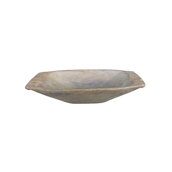 French Primitive Wood Bowl 33592