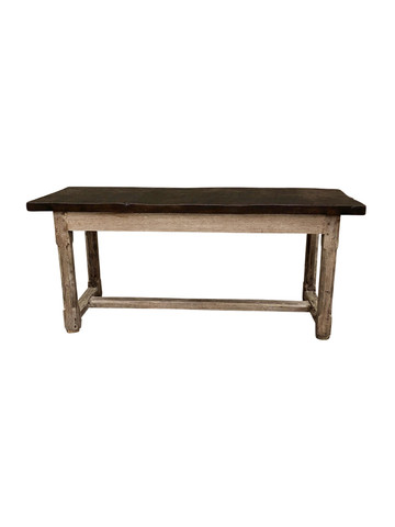 18th Century Chestnut & Oak Console Table 35881